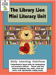 Library Lion Literacy